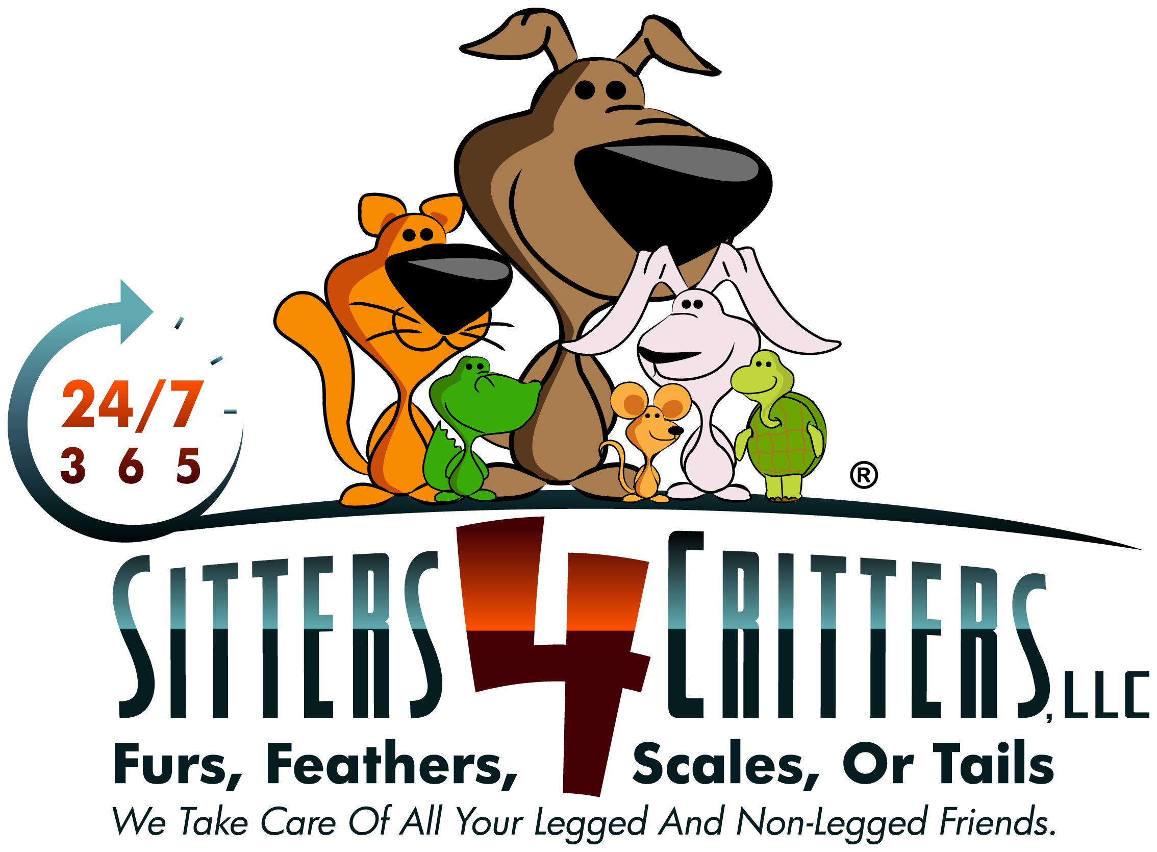 Sitters4Cats logo